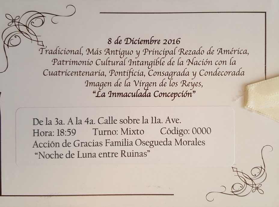 Turno Inmaculada Concepcion 2016 03